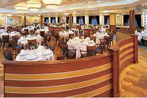 Silver Whisper - Restaurant