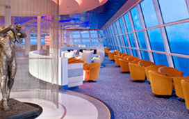 Celebrity Eclipse - Sky Observation Lounge