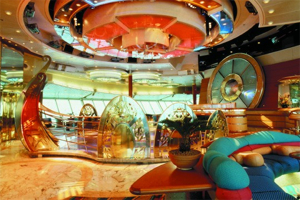 Splendour of the Seas - Viking Crown Lounge