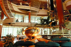 Splendour of the Seas - Splendour Centrum