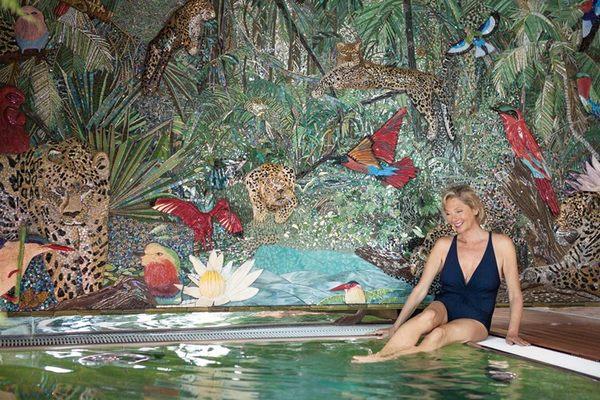 S.S. Catherine - Pool