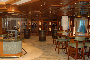 Star Princess - Vines Wine Bar