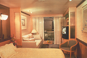 Statendam - Category A Deluxe Cabin