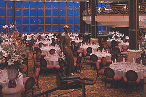 Celebrity Summit - Cosmopolitan Restaurant