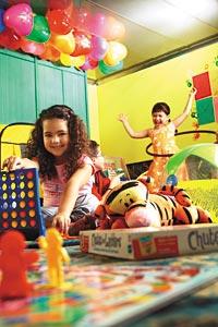 SuperStar Libra - Porthole Playroom