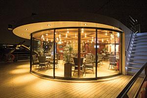 Swiss Emerald - Lido Lounge