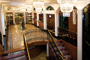 Sapphire - Main Lobby