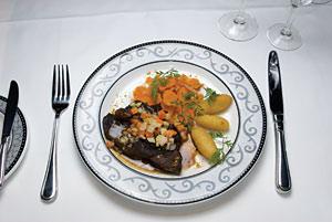 Swiss Sapphire - Dining