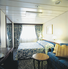 Ocean Princess - Outside Cabin