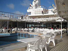 Thomson Celebration - Pool Deck
