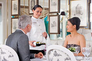 River Baroness - Restaurant