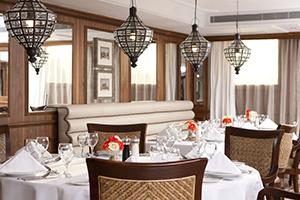 River Tosca - Restaurant