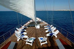 Panorama - Sun deck