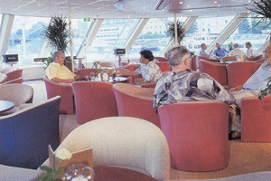 Viking Danube - Lounge