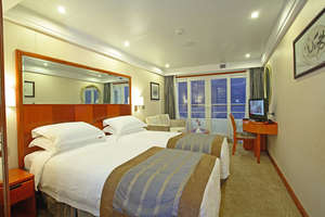 Viking Emerald - Deluxe Stateroom