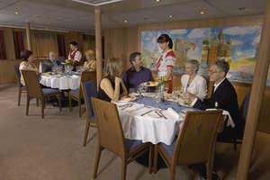 Viking Helgi - Dining Room