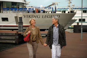Viking Legend - Disembarking for Shore Excursion