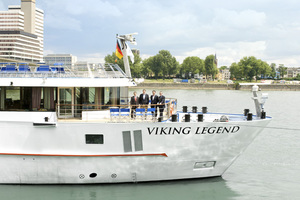 Viking Legend - Exterior View