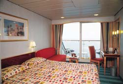 SuperStar Virgo - Oceanview Stateroom
