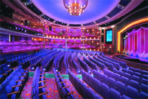 Voyager of the Seas - La Scala Theater