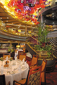 Westerdam - Vista Dining Room
