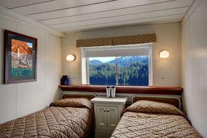 Wilderness Adventurer - Navigator cabin
