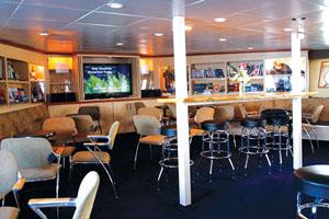 Wilderness Discoverer - Passenger Lounge