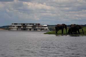 Zambezi Queen - Zambezi Queen