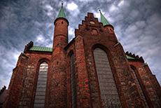Aarhus Aarhus Cathedral