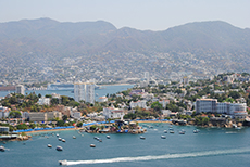 Acapulco City Tour cruise excursion