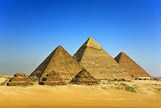 Alexandria Pyramids & Nile Cruise