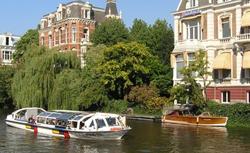 Amsterdam City Tour cruise excursion