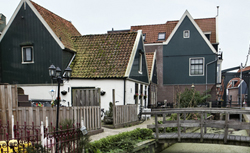 Amsterdam Volendam Walking Tour
