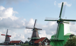 Amsterdam Windmills Driving Tour