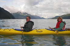 Anchorage Kayaking cruise excursion