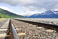 Anchorage Train to Seward