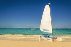 Antigua Catamaran Sail cruise excursion