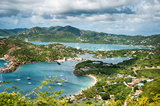 Antigua Shirley Heights cruise excursion