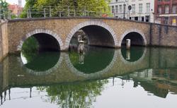 Antwerp Canals of Bruges