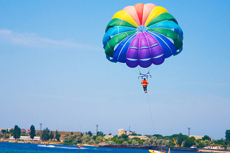 Aruba Parasailing