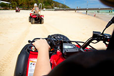 Aruba ATV Rental cruise excursion