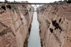 Athens (Piraeus) Corinth Canal by Boat