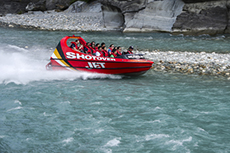 Auckland Jet Boat Tour cruise excursion