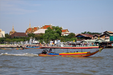 Bangkok (Laem Chabang) River Cruise cruise excursion