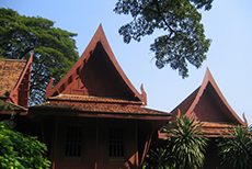 Bangkok (Laem Chabang) Jim Thompson's House