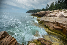 Bar Harbor Acadia National Park