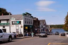 Bar Harbor City Tour cruise excursion
