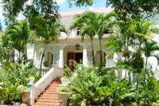 Barbados Sunbury Plantation House