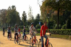 Barcelona Bicycle Tour cruise excursion