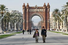 Barcelona City Tour cruise excursion